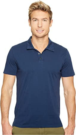 Collawash Short Sleeve Supima Polo