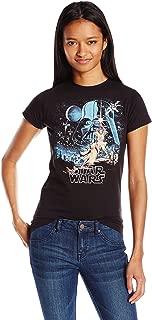 Star Wars Women's Juniors Two Hopes T-Shirt