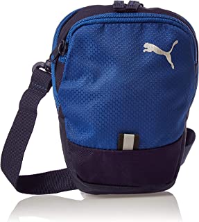 Puma X Mini Portable Peacoat-galaxy Blue Blue Bag For Unisex, Size One Size