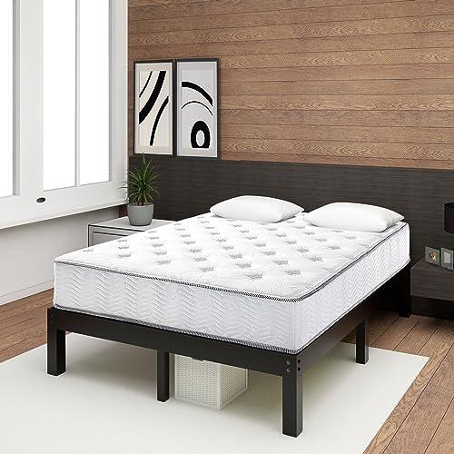 Olee Sleep 10 Inch Cool I-Gel Foam Top Innerspring Mattress 10SM01F