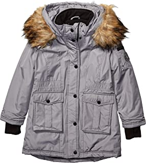 Steve Madden Girls' Long Outerwear Jacket (More Styles Available)