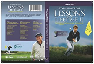Tom Watson Lessons of a Lifetime II – One Disc and Booklet (2014)
