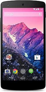 LG NEXUS 5 D821 32GB 4G Black - smartphones (Single SIM, Android, GSM, UMTS, LTE, Micro-USB B)