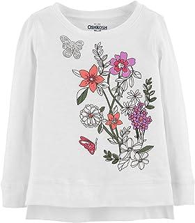 OshKosh B'Gosh Girls' Sweatshirt Top,