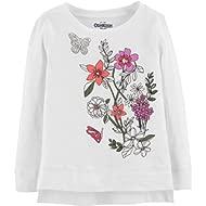 OshKosh B'Gosh Girls' Sweatshirt Top
