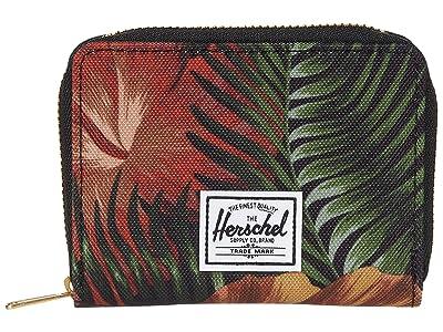 Herschel Supply Co. Tyler RFID (Tropical Hibiscus) Wallet Handbags