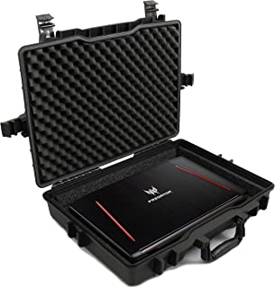 Casematix Elite Custom Waterproof Laptop Case Fits Acer Predator Helios 300, Acer Predator Helios 500 and Other Acer Gaming Laptops 15.6 Inch , 17.3 Inch Accessories