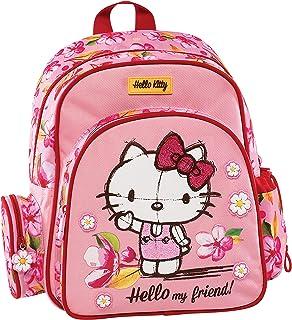 6f8e22f0b11c85 Graffiti Hello Kitty Zaino, 30 cm, Rosa (Pink)