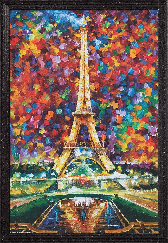 Frame USA High order Paris of My Memphis Mall Dreams Grande Bl Poster LEONID by AFREMOV