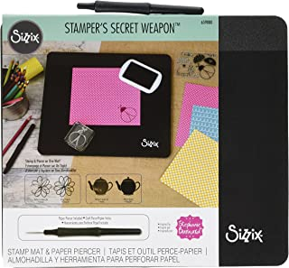 sizzix stamper's secret weapon