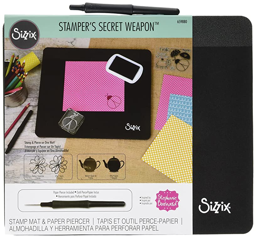 Sizzix 659880 Stamper's Secret Weapon