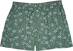 Tommy Bahama - Printed Island Washed Cotton Woven Boxer