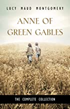 Anne Of Green Gables Complete 8 Book Set (English Edition)