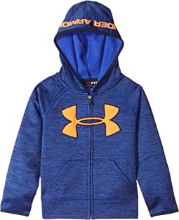 Under Armour Kids - Big Logo Twist Hoodie (Little Kids/Big Kids)