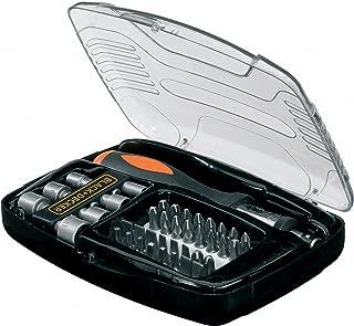 Black & Decker 40 Pieces Ratchet Screwdriver Set A7062-XJ