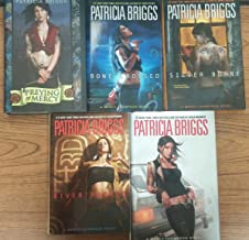 Mercy Thompson book set 1-7 in 5 volumes