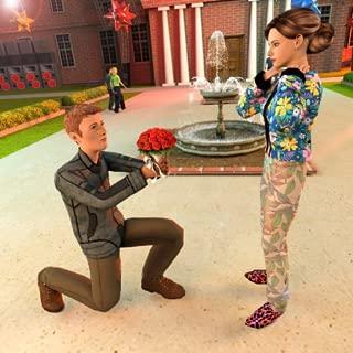 Virtual High School Love Story: School Sweetheart Crush