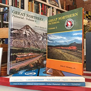 Great Northern Color Pictorial, Vol. 1: The Electrics, Last of Steam, First Generation Diesels - Motive Power Review