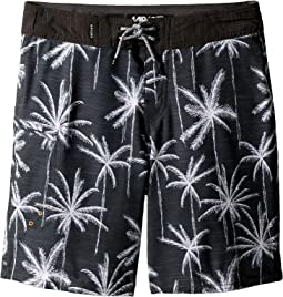 Mirage Palm Trip Boardshorts (Big Kids)