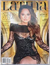 Latina Magazine (March 2016 - Cover: Becky G)