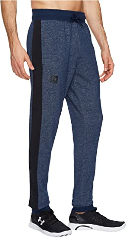 UA Sportstyle Stacked Terry Joggers