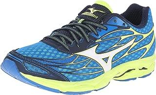 Men's Wave Catalyst Running Shoe, Directories Blue/White, 7 D US