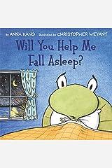 Will You Help Me Fall Asleep? Hardcover