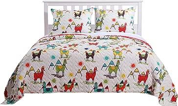 Barefoot Bungalow Cuzco Quilt Set, Twin, Multi