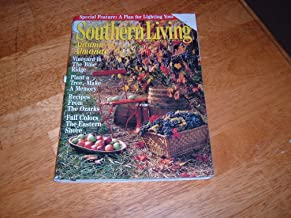 Southern Living Magazine, October 1996 issue-Autumn Almanac.