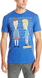 Beavis and Butthead Men's Huh-Huh T-Shirt