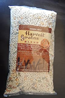 Trader Joe's Harvest Grains Blend Quinoa (Pack of 4)
