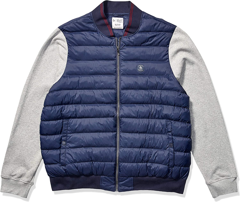 Original Penguin Men's Puffer Jacket
