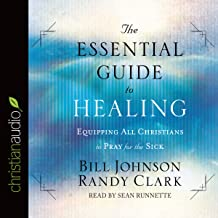 bill johnson healing book