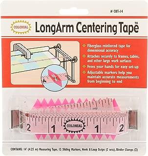 Colonial Needle 14-Feet LongArm Centering Tape