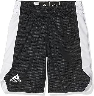 adidas Boys Shorts Kids Crazy Explosive Reversible Pants Fashion Training