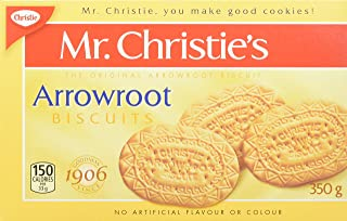 Mr Chirstie's The Original Arrowroot Biscuits Cookie 350g |12.35oz {Imported from Canada}