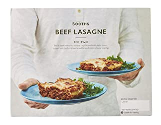 Booths Beef Lasagne, 800 g