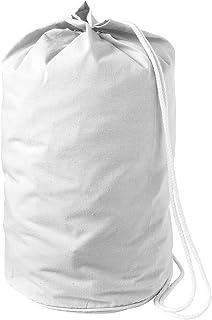 Bullet Missouri Cotton Sailor Bag (UK Size: 45 x 26 cm) (White)