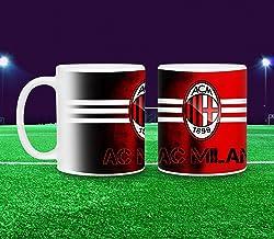 AC Milan Football Club Printed Mug- 11oz Ceramic Coffee Mug
