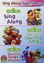 Sesame Street: Sing Along Triple Feature (Sing Along / Kids' Favorite Country Songs..