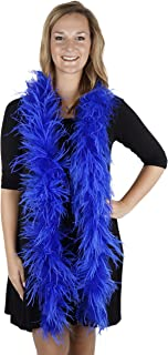 ZUCKER Feathers - Ostrich Boas Solid Colors -TWOPLY - in Your Choice of Colors