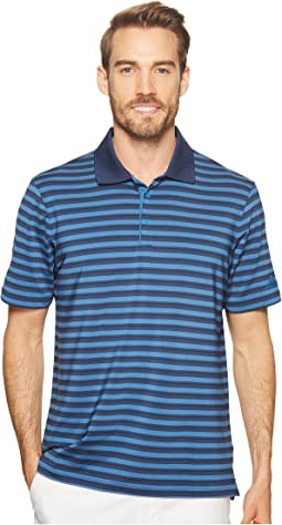 adidas Golf - Ultimate 3-Color Stripe Polo