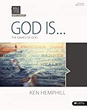 Bible Studies for Life: God Is ... - Bible Study Book