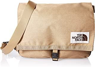 The North Face Unisex Berkeley Satchel Kelp Tan Dark Heather/Asphalt Grey Light Heather (NOT93KWJ-BY4)