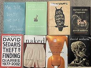 David Sedaris Comedy Novel Collection 8 Book Set