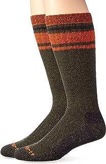 Men's Heavy Duty Thermal Crew 2-Pair Socks