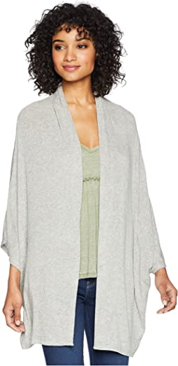 Jase Dolman Sleeve Knit Jacket