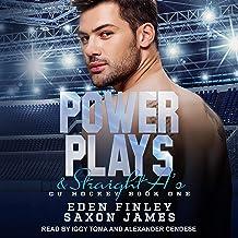 Power Plays & Straight A's: CU Hockey, Book 1