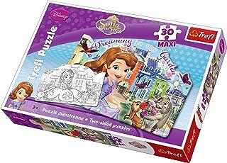 Disney Trefl Sofia The First Maxi Puzzle (30-Piece, Multi-Colour)