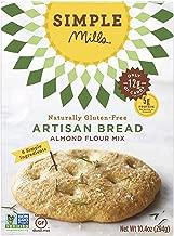 Simple Mills Almond Flour Mix, Artisan Bread, 10.4 oz